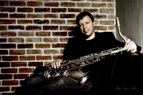 Chris Potter kuuluu April Jazzin juhlavuoden tähtinimiin.