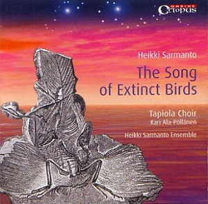 Sarmanto, Heikki: The song of extinct birds