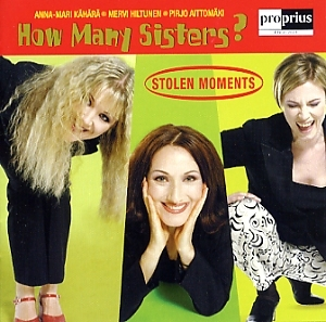 How many sisters: Stolen moments