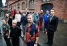 Jokainen Mikko Innanen 10+ -orkesterin esiintyminen on kulttuuritapaus. Nyt We Jazzissa! Kuva: Maarit Kytöharju.