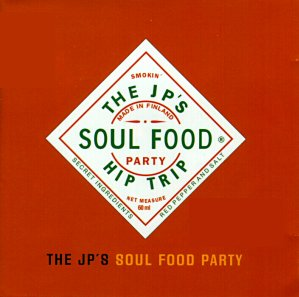 The JP's: Soul food party