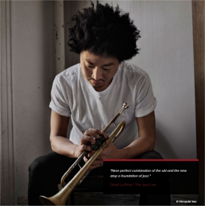 Takuya Kuroda. Kuva: Hiroyuki Seo.