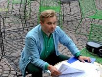 Mikko Innanen. Kuva: Olli Suutela / TJH.