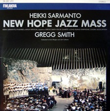 Sarmanto, Heikki: New hope jazz mass