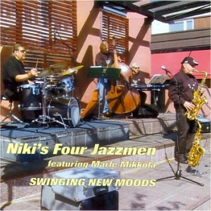 Niki's Four Jazzmen featuring Marle Mikkola: Swinging new moods