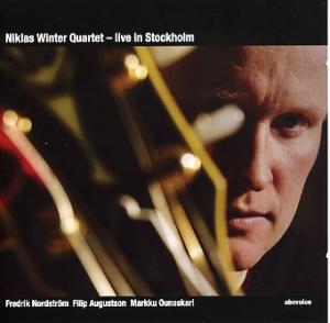 Winter, Niklas : Live in Stockholm