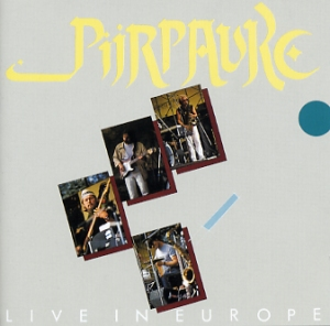 Piirpauke: Live in Europe