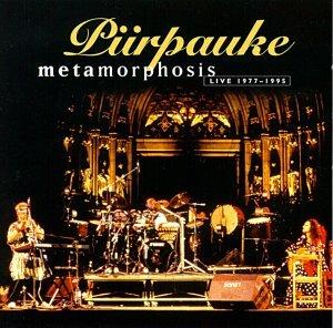 Piirpauke: Metamorphosis: Live 1977-1995
