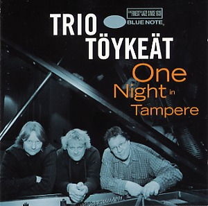 Trio Töykeät: One night in Tampere