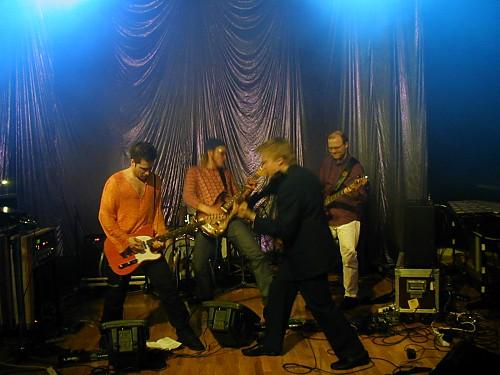XL-yhtye Saarijärvisalissa