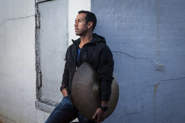 Antonio Sanchez on Espoon odotetuimpia jazzvieraita. Kuva: Justin Bettman.
