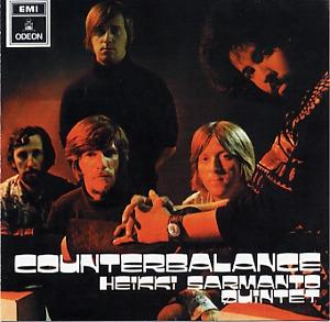 Heikki Sarmanto Quintet: Counterbalance LP