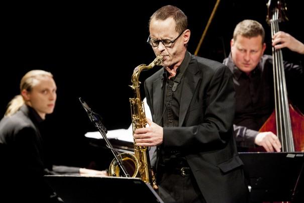 Kimmo Gröhnillä on kisassa kaksi sävellystä. Kuva: Olli Sulin.