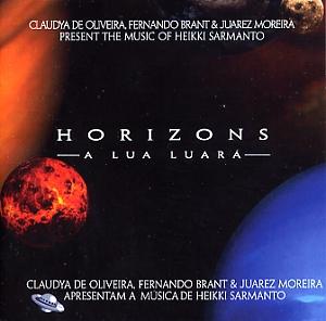 Sarmanto, Heikki: Horizons - a lua luara