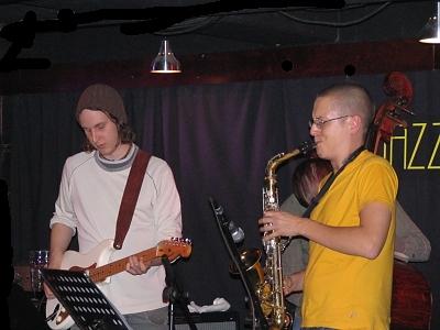 Jori Huhtala Quartet