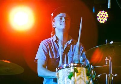 Ja rytmit taikoi: Joni Leino! (Kuva: Ankku Ronkanen / Keitelejazz).