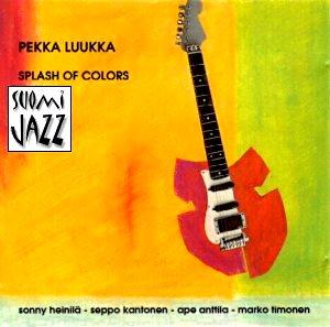 Luukka, Pekka: Splash of colors