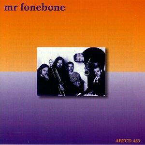 Mr Fonebone: Mr Fonebone