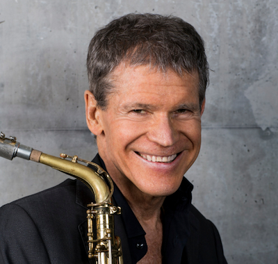 David Sanborn on tulossa April Jazziin.
