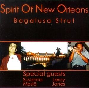 Spirit of New Orleans: Bogalusa strut